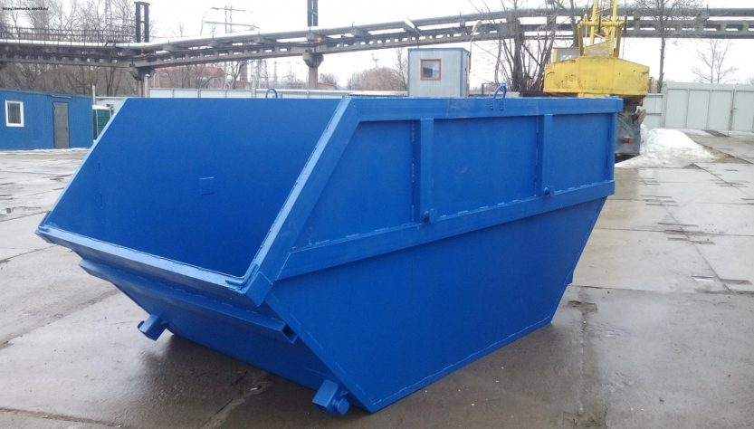 аренда контейнера для вывоза мусора